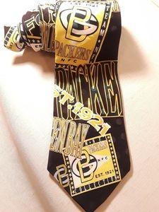 Vintage 93 NFL Greenbay Packers Tie